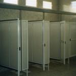 Cerramiento de Aluminio para Baños