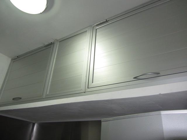 Muebles para cocina de Aluminio | Fabrica de Aberturas de Aluminio