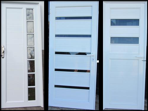 Puertas de aluminio a medida diferentes modelos for Modelo de puertas para habitaciones modernas