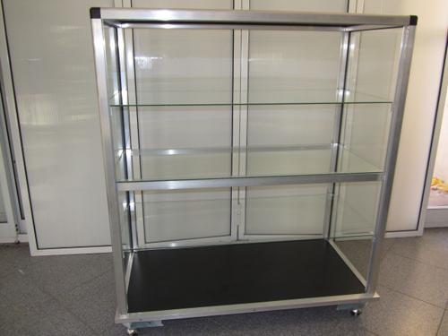 vitrina de aluminio formia hnos