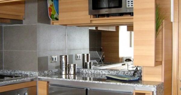 Muebles para cocina de Aluminio | Fabrica de Aberturas de ...